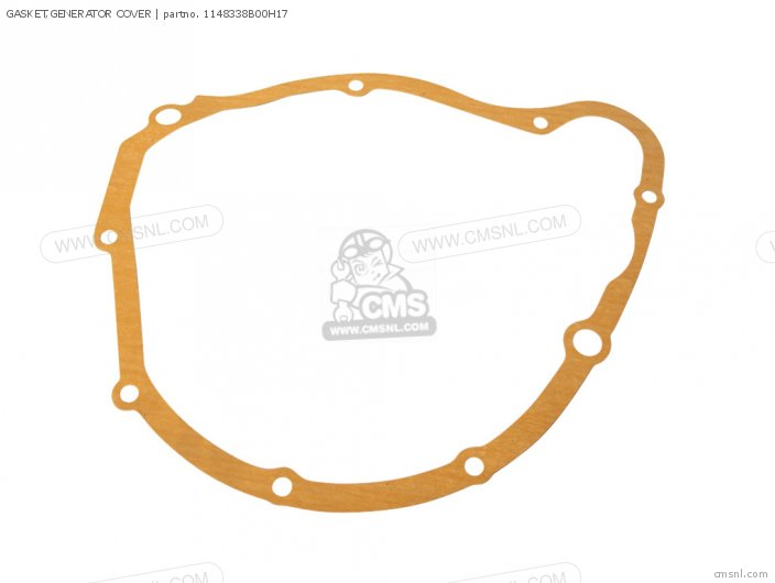 Gasket, Generator Cover (nas) photo