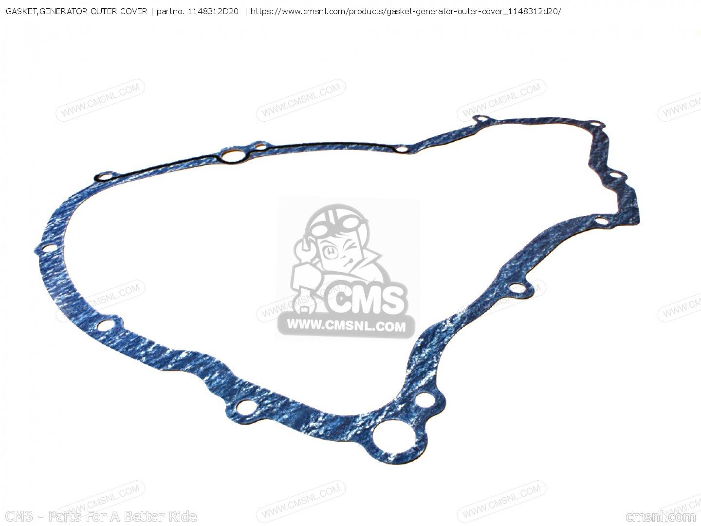 SUZUKI DR650SE DR 650 SE CLUTCH COVER GASKET # 11482-12D01