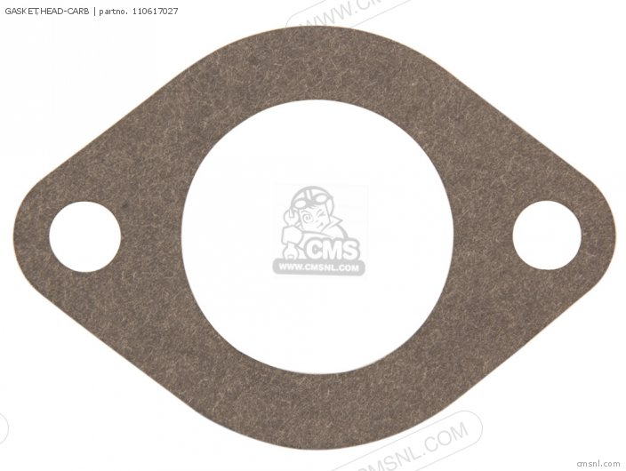 Gasket, Head-carb (nas) photo