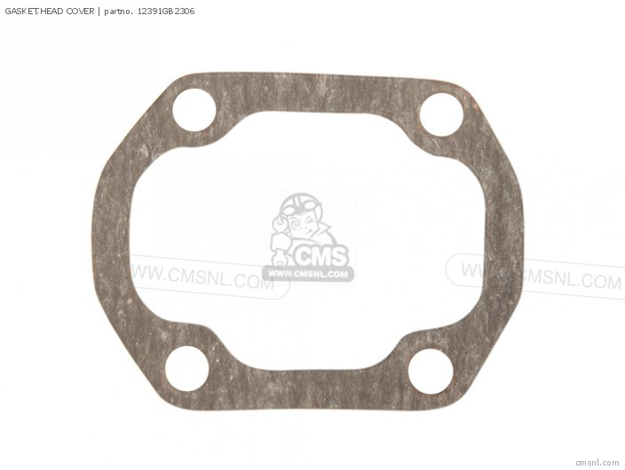 Gasket, Head Cover (nas) photo