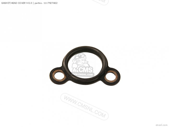 Gasket, Head Cover No.3 (nas) photo