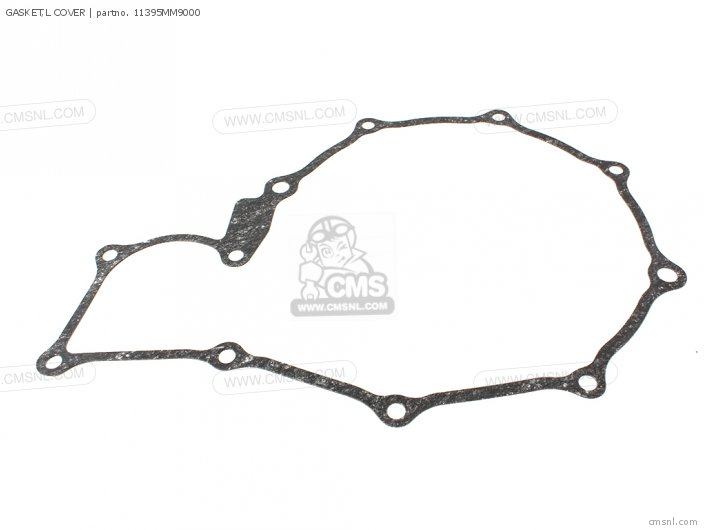 Gasket, L Cover (mca) photo