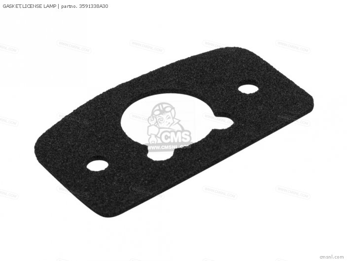 Gasket, License Lamp (nas) photo