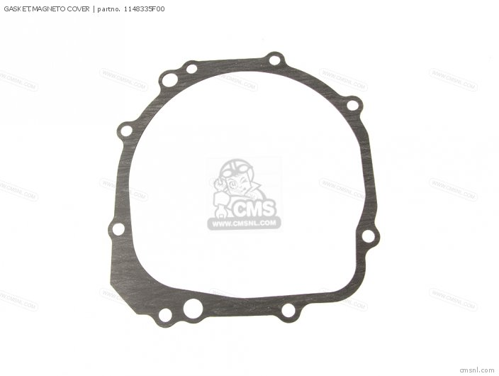 Gasket, Magneto Cover (nas) photo