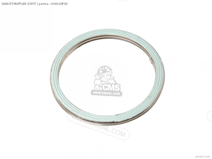 Gasket, Muffler Joint (nas) photo