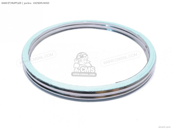 Gasket, Muffler (nas) photo