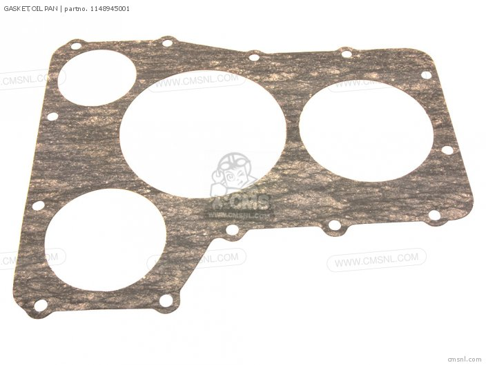 Gasket, Oil Pan (mca) photo