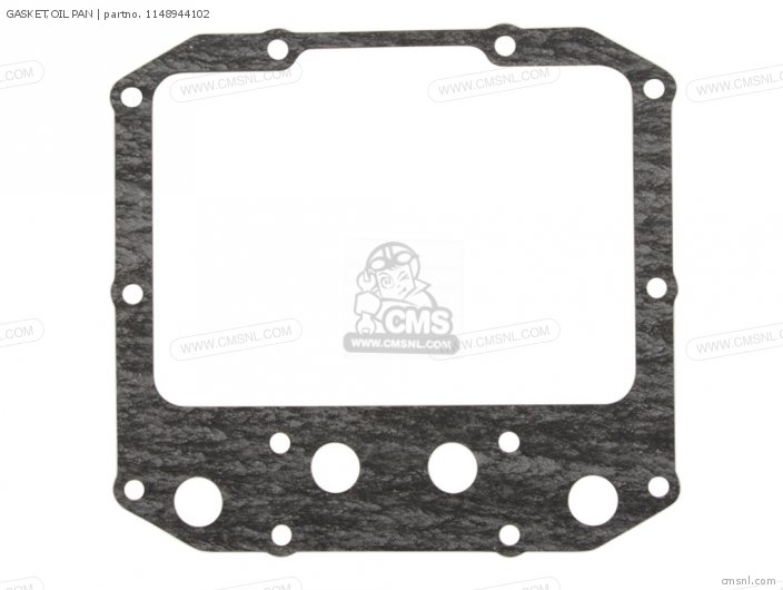 Gasket, Oil Pan (nas) photo
