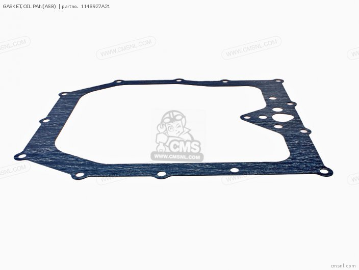 Gasket, Oil Pan(asb) (nas) photo