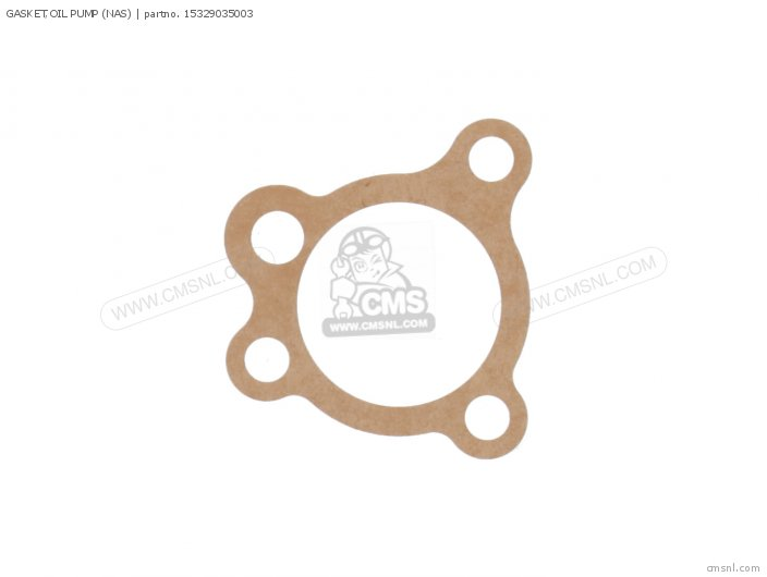 Gasket, Oil Pump (nas) photo
