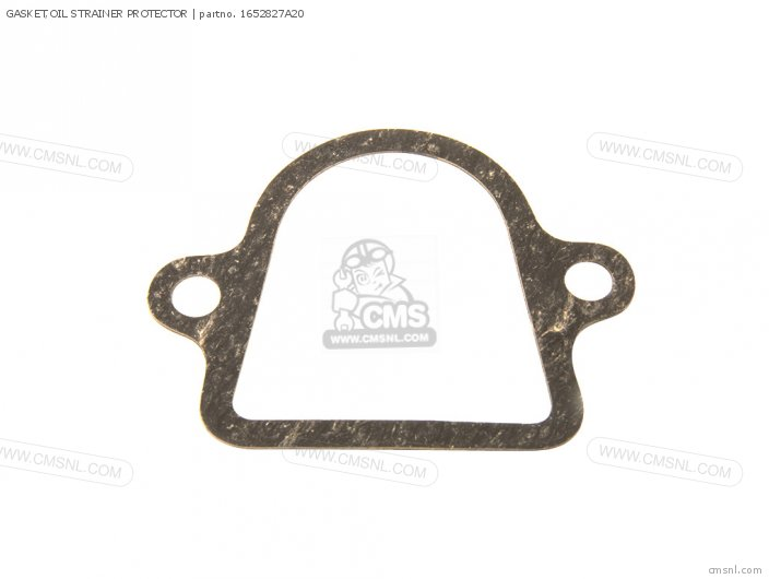 Gasket, Oil Strainer Protector (nas) photo