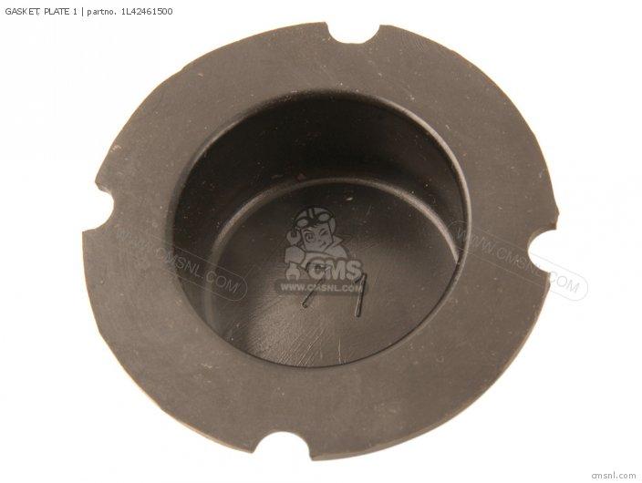 Ys240tb Snow Blower 1990 Gasket  Plate 1