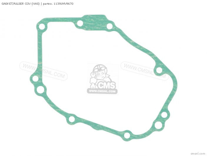 Gasket, Pulser Cov (nas) photo