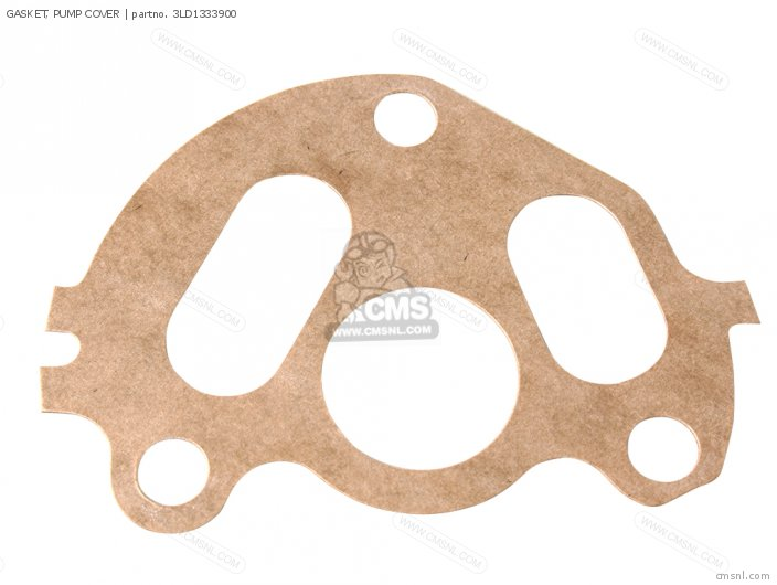Gasket, Pump Cover photo