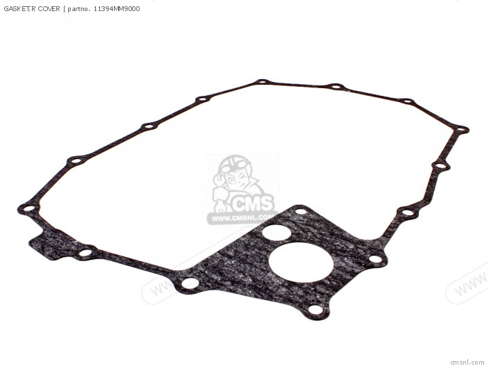 Gasket, R Cover (mca) photo