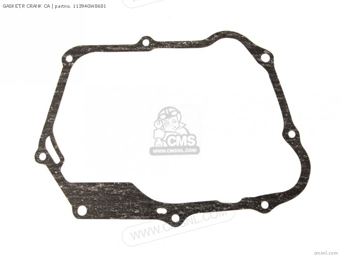 Gasket, R Crank Ca (nas) photo