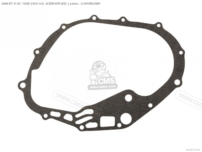 Honda Vt700c Shadow 1984 Usa Left Crankcase Cover Schematic