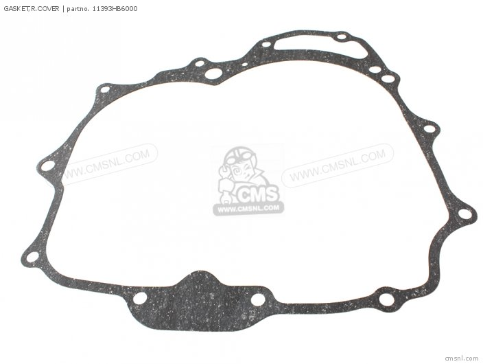 Gasket, R.cover (mca) photo