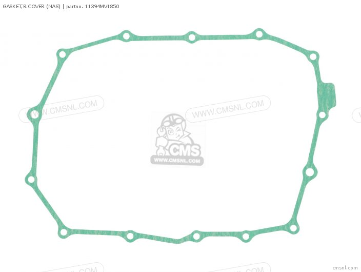 Gasket, R.cover (nas) photo