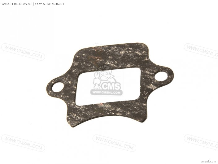 Gasket, Reed Valve (mca) photo
