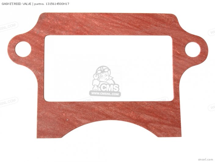Gasket, Reed Valve (nas) photo