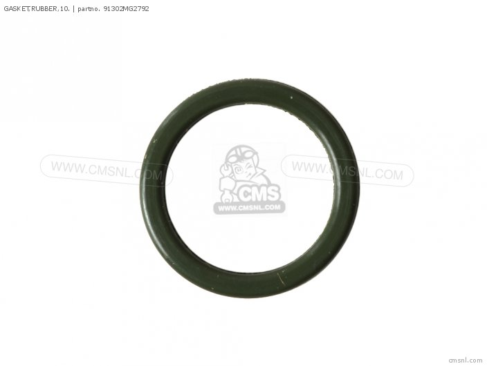 Gasket, Rubber, 10. photo
