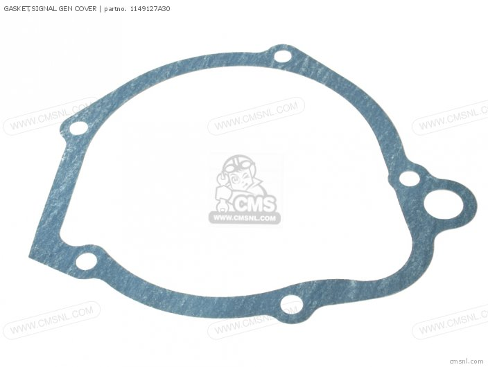 Gasket, Signal Gen Cover (nas) photo