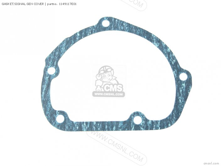 Gasket, Signal Gen Cover photo