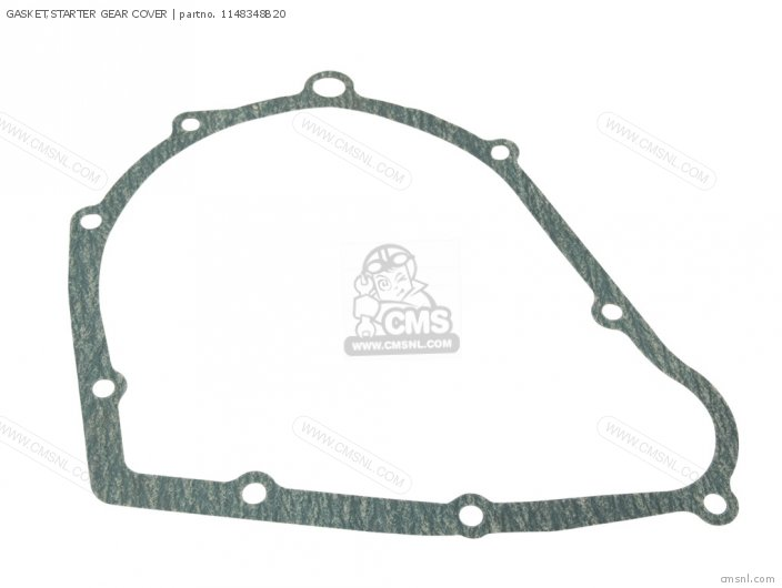 Gasket, Starter Gear Cover (nas) photo