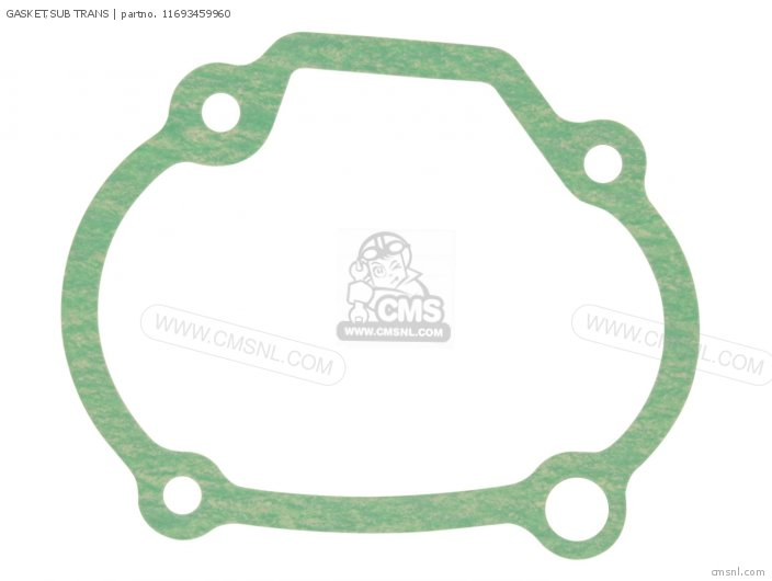 Gasket, Sub Trans (nas) photo