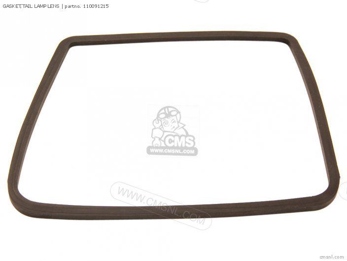 Gasket, Tail Lamp Lens photo