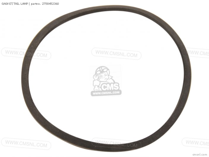 Gasket, Tail Lamp photo