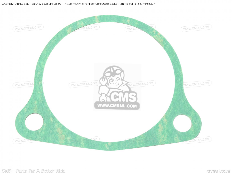 CASE Honda 21112-MN5-650 GASKET  RR