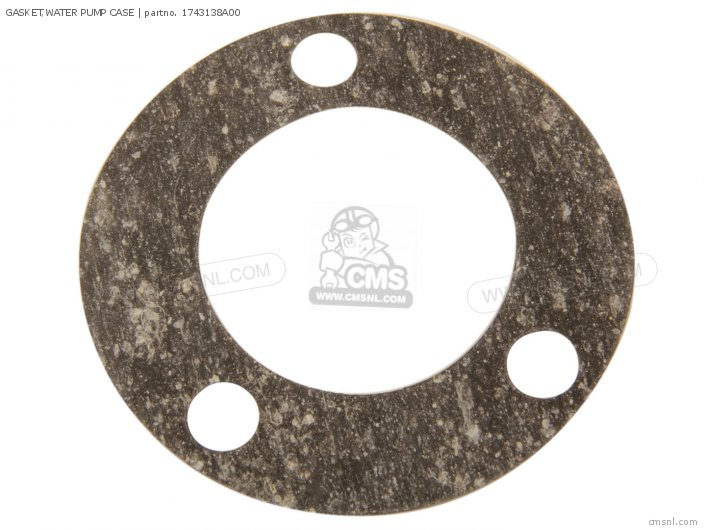 Gasket, Water Pump Case (nas) photo
