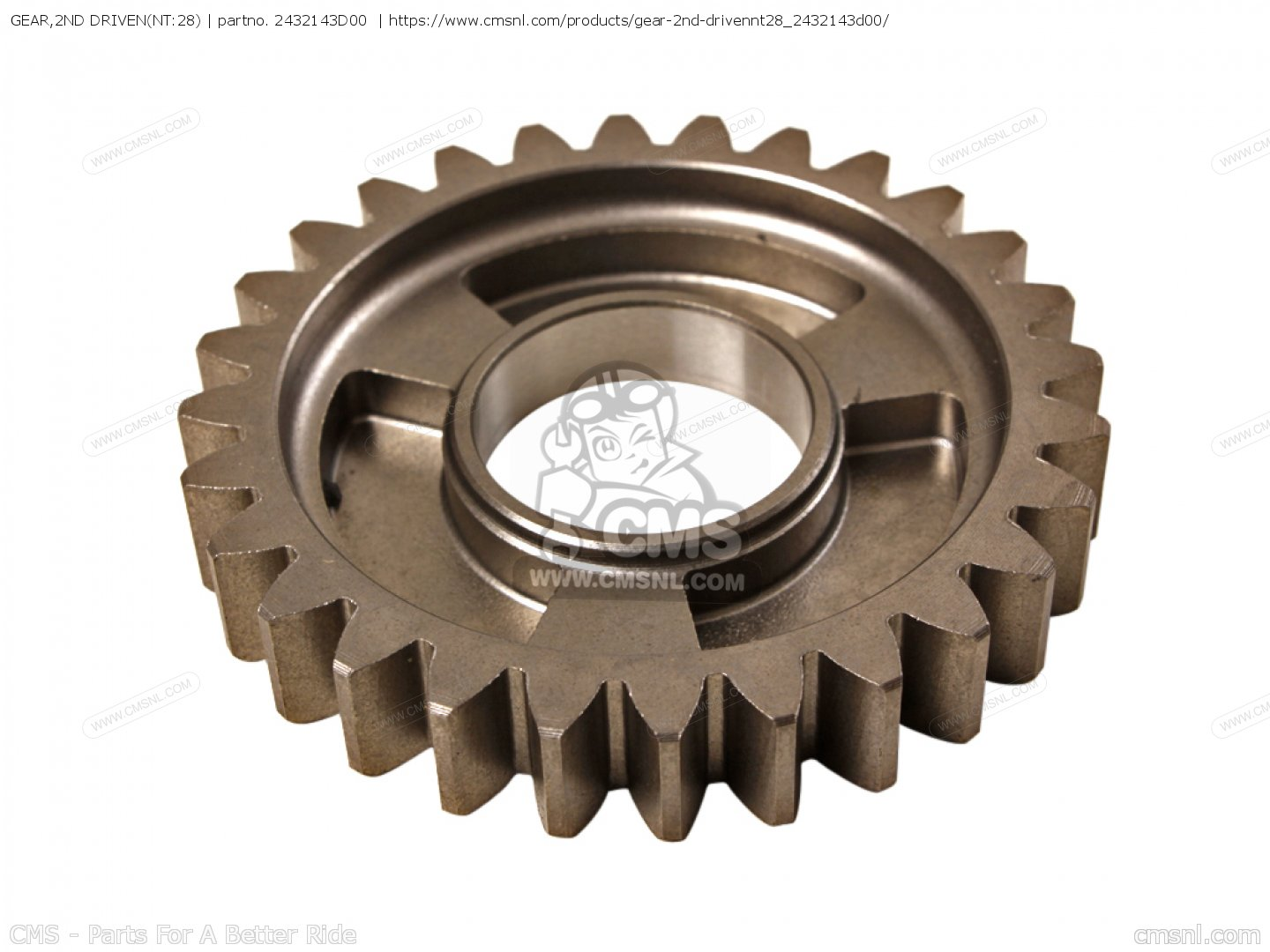 Gear,2nd Driven(nt:28) photo