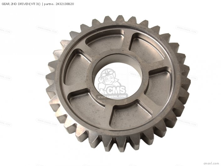 Gear,2nd Driven(nt:31) photo