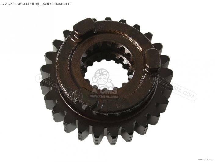 Gear,5th Driven(nt:25) photo
