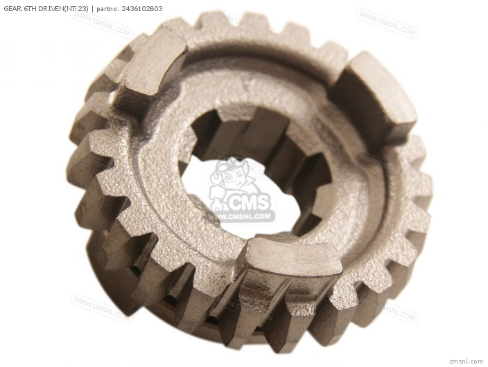 Gear,6th Driven(nt:23) photo