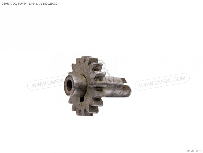 GEAR A OIL PUMP