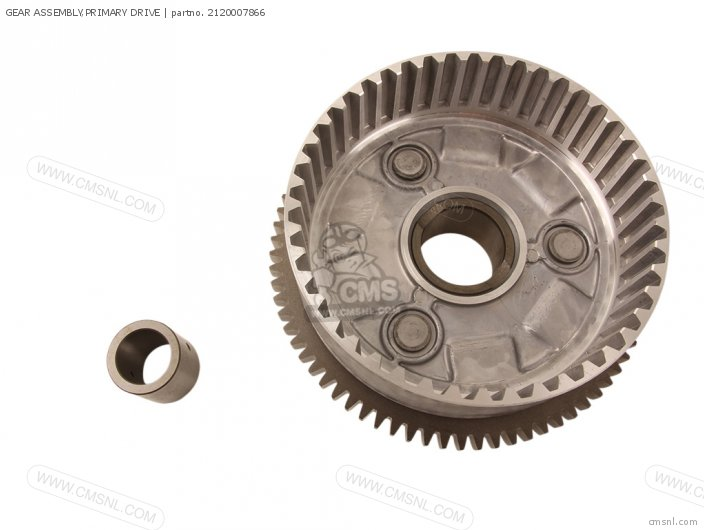 GEAR ASSEMBLY PRIMARY DRIVE