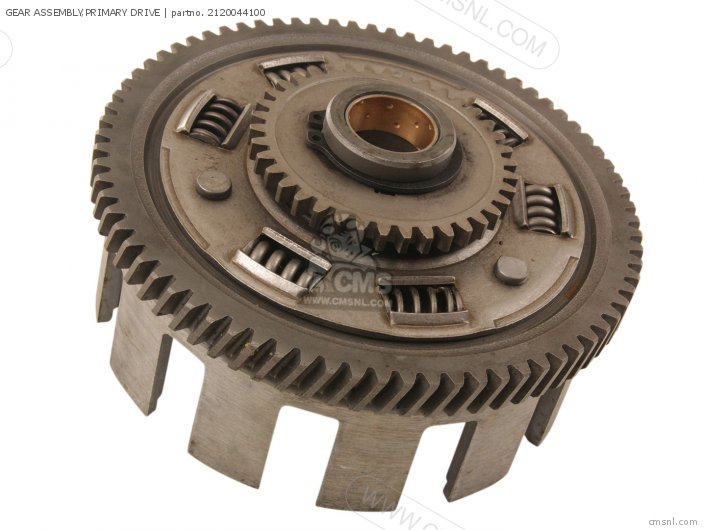 GS450L 1983 D USA E03 GEAR ASSEMBLY PRIMARY DRIVE