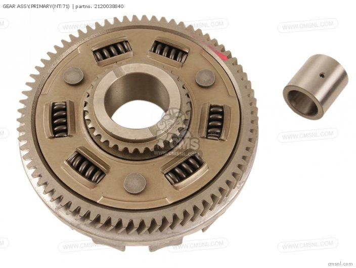 Gear Assy, Primary(nt:71) photo