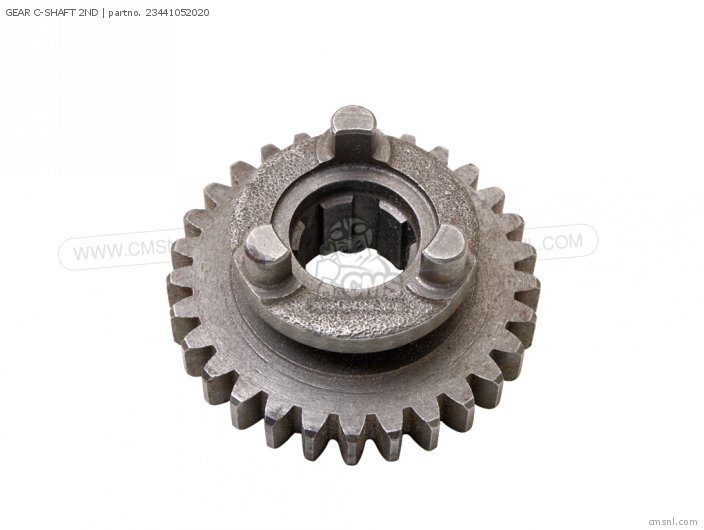 GEAR C-SHAFT 2ND