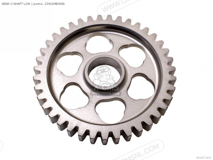 GEAR,C-SHAFT LOW