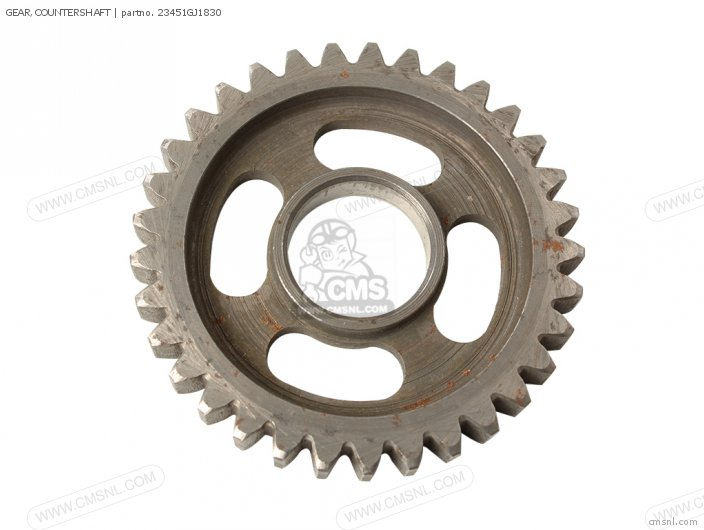 Crm75r 1989 k Spain Gear countershaft