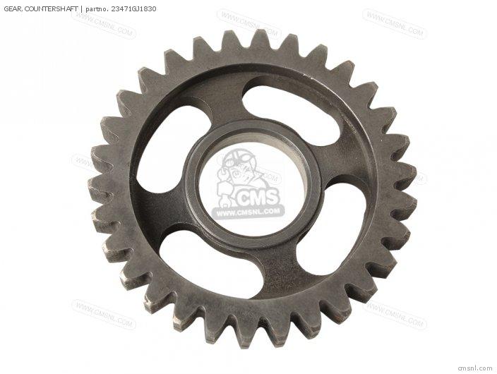 Crm75r 1989 k Spain Gear countershaft