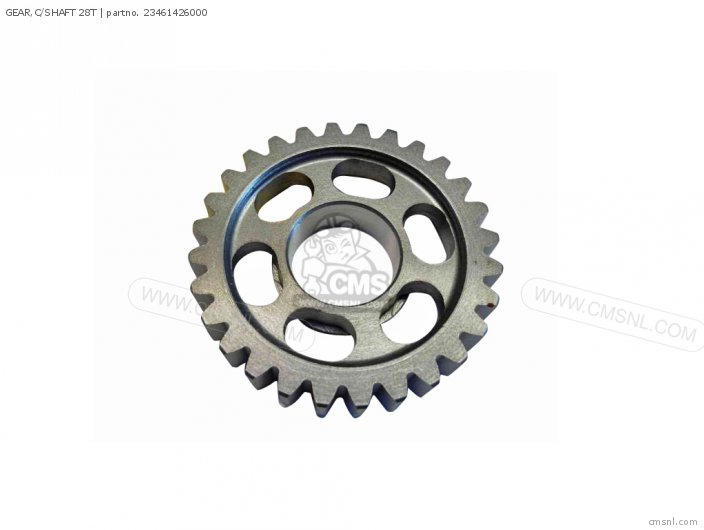 GEAR,C/SHAFT 28T