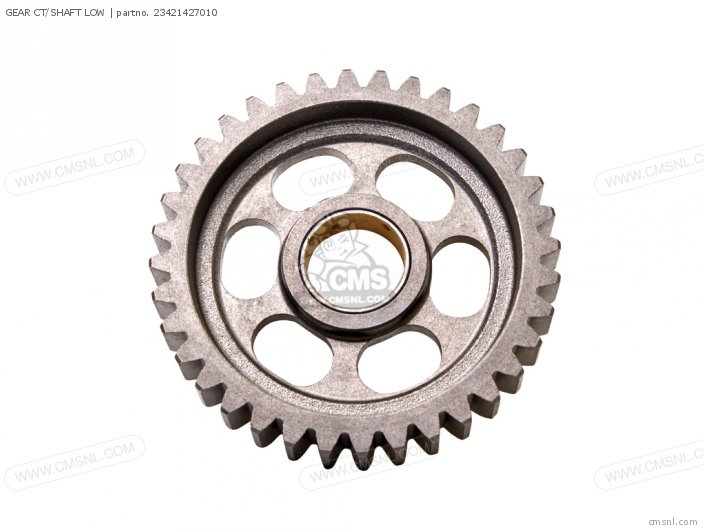 GEAR CT/SHAFT LOW