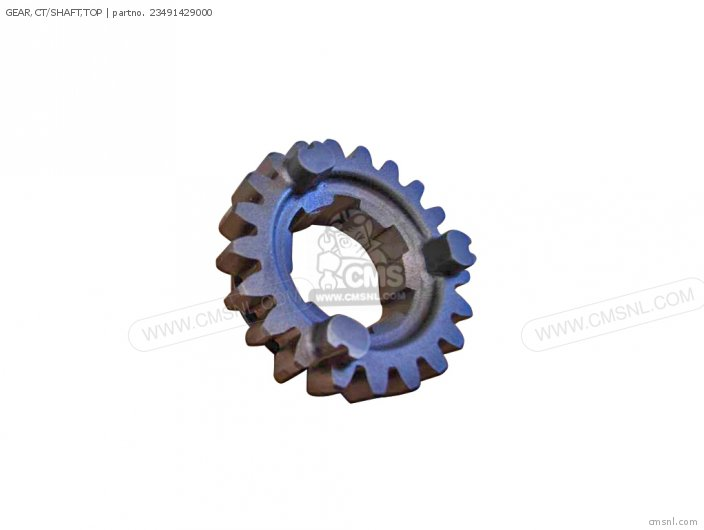 GEAR,CT/SHAFT,TOP