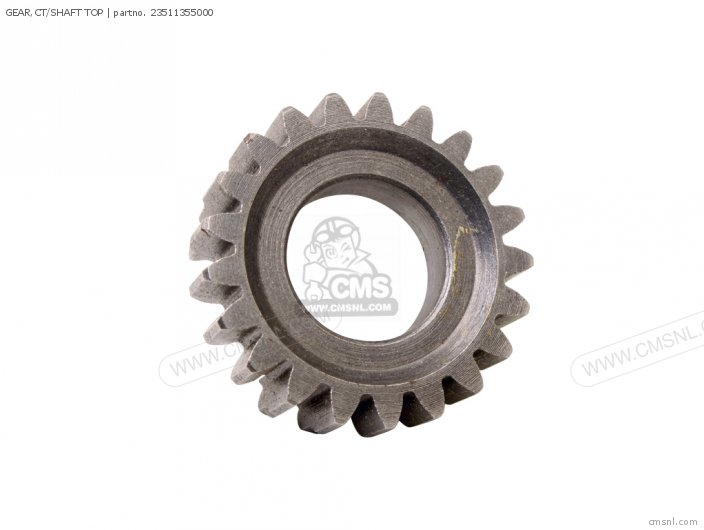 GEAR, CT/SHAFT TOP